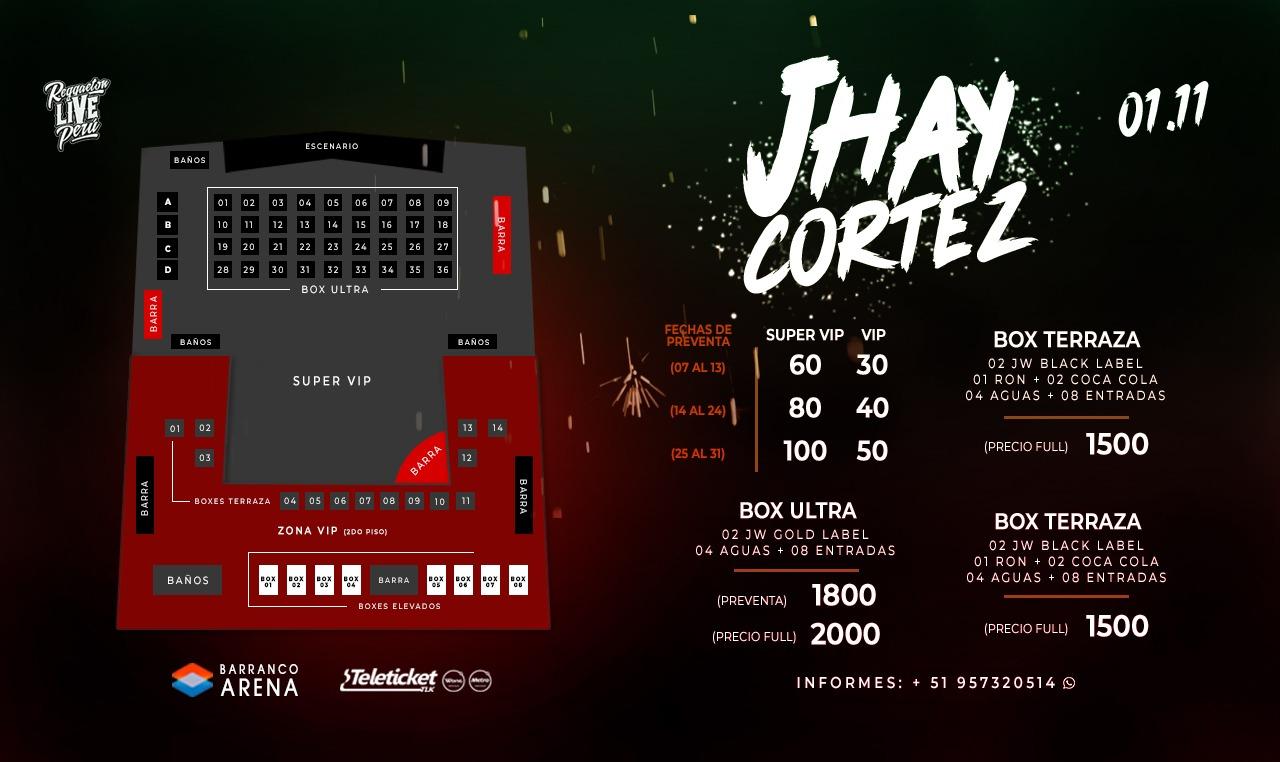 Jhay Cortez en lima Piruwton - Jhay Cortez llega por primera vez a Perú